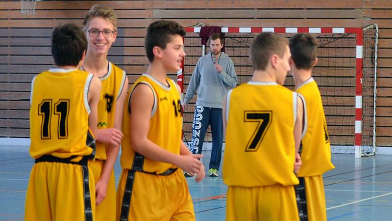 Première victoire pour nos U15 Gars !