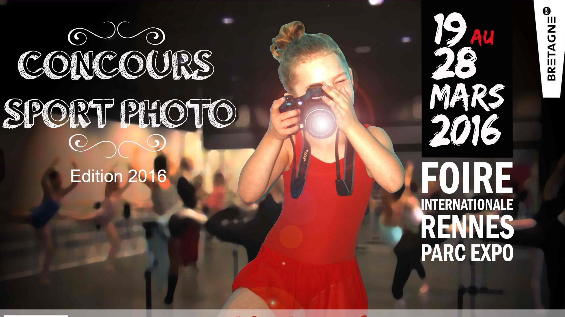 Participez au concours Sport Photo 2016