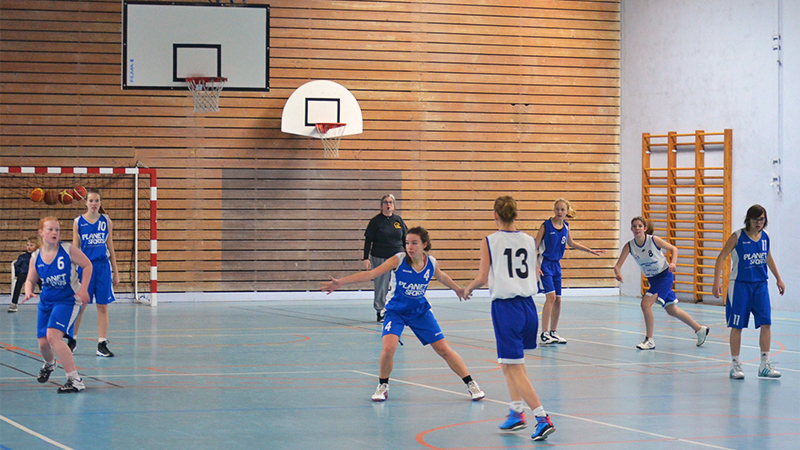 Le match de nos U17 Filles en photos