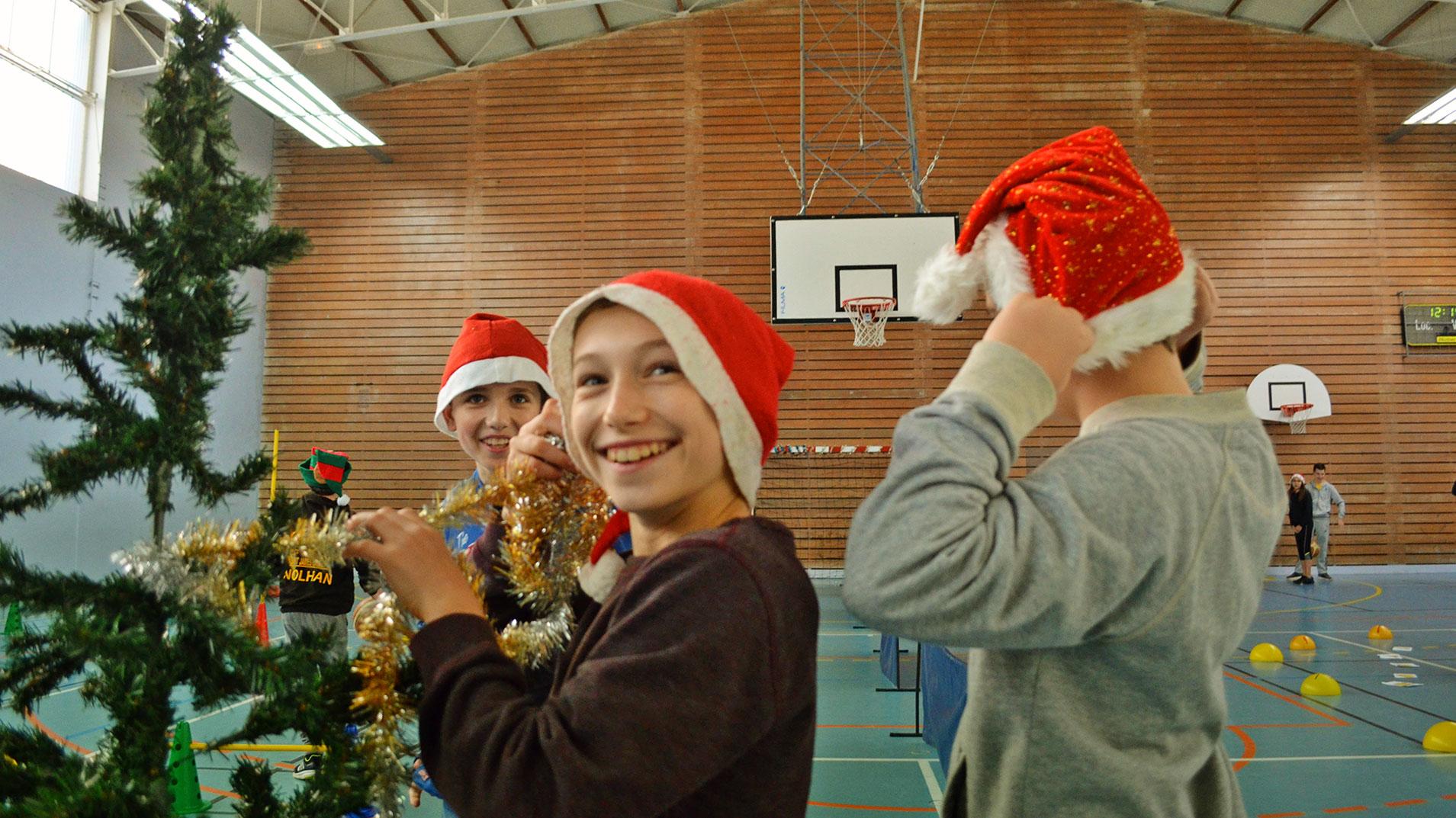 Les photos du Noël en Famille