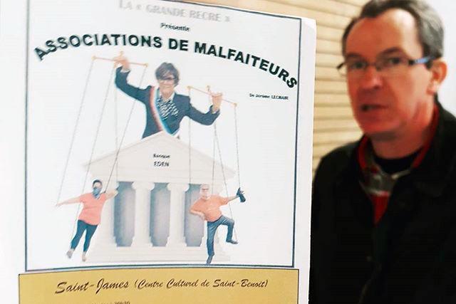 Association de malfaiteurs à Saint-Benoît